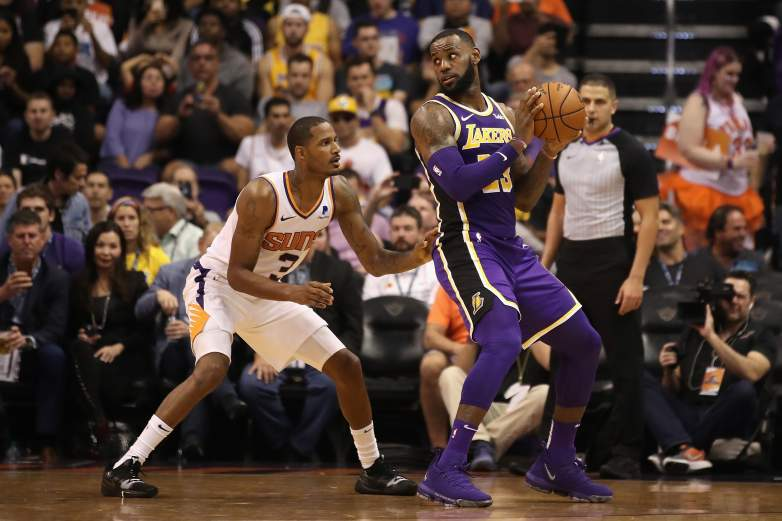 Trevor Ariza, Phoenix Suns