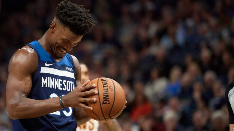 Jimmy Butler, Jimmy Butler Timberwolves, Minnesota Timberwolves