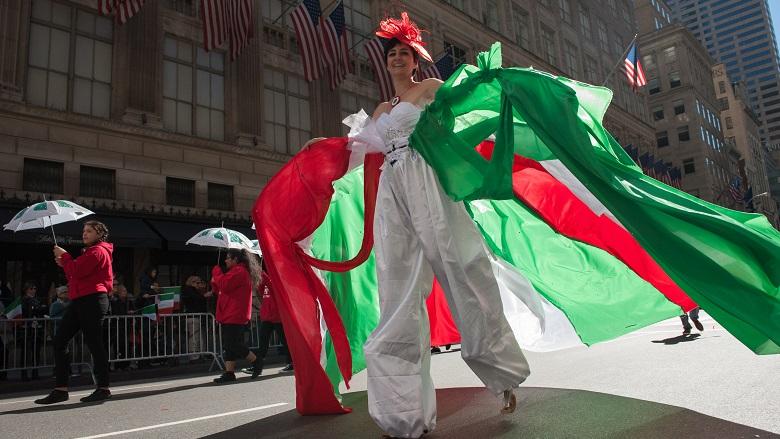 Columbus Day Parade 2018 NYC