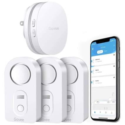 Govee Wi-Fi Water Sensor 3-Pack
