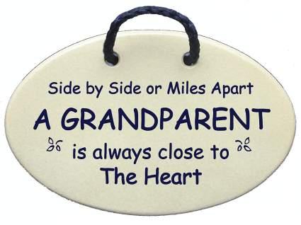 grandparent plack