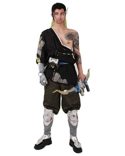 hanzo overwatch costume