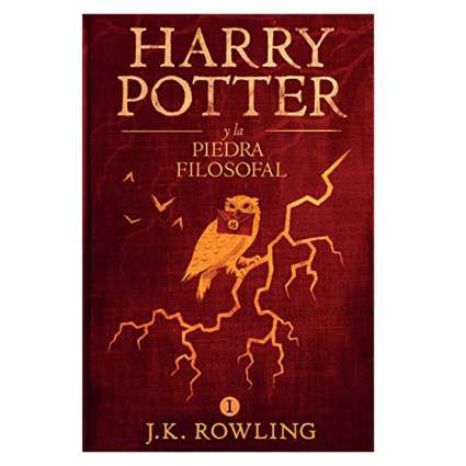 harry potter en espanol book