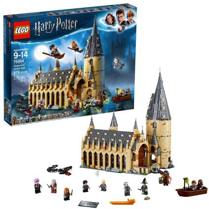 Harry Potter Hogwarts Great Hall Building Kit lego