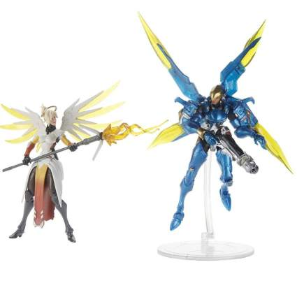 Hasbro Overwatch Ultimates Series Pharah & Mercy Dual Pack