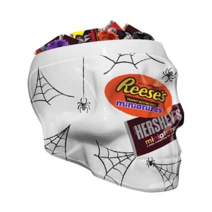 hersheys skull best halloween candy