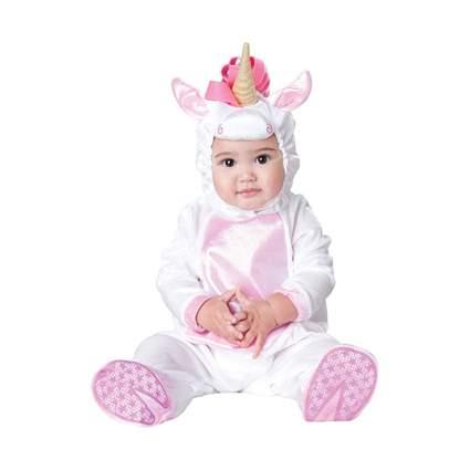 baby girls magical unicorn costume
