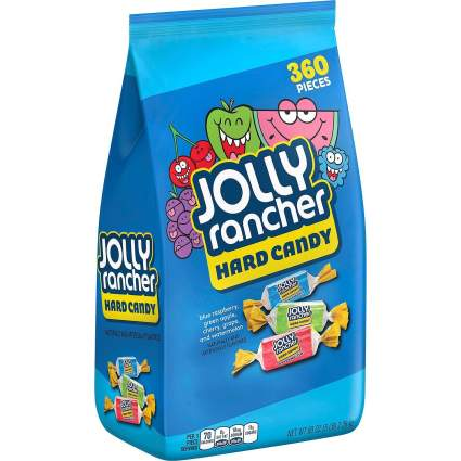 Jolly Rancher halloween candy