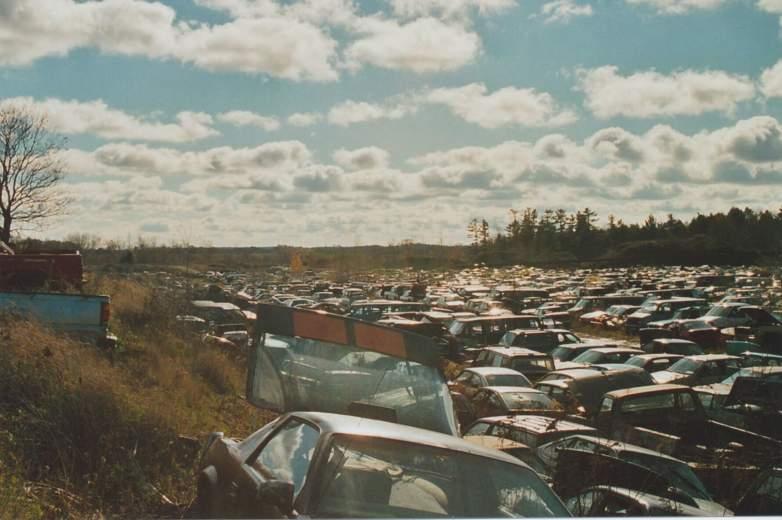 avery junkyard