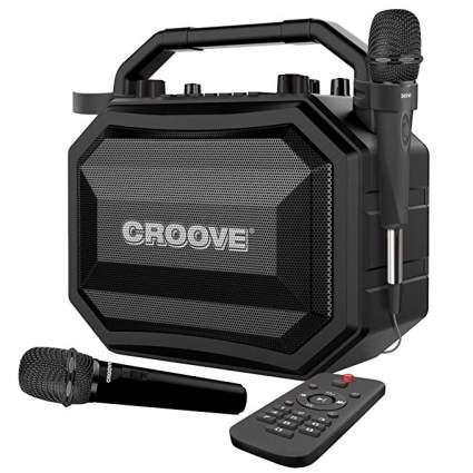 croove karaoke
