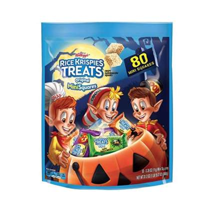 kellogs rice krispies treats unique halloween candy