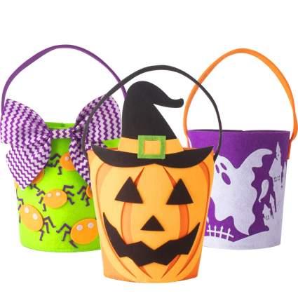 KI Store halloween candy bag