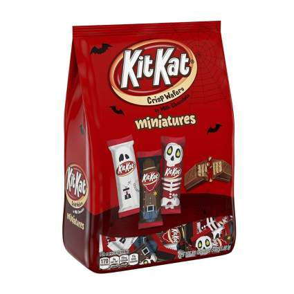Kit Kat halloween candy