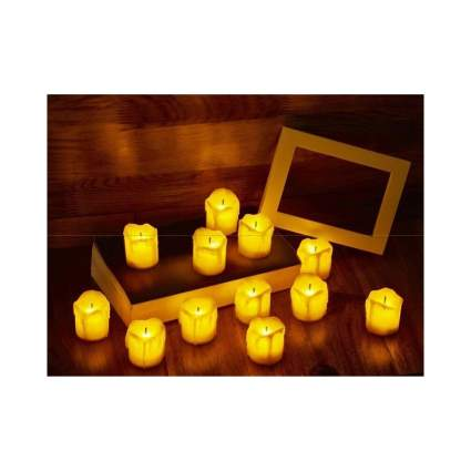 LED Flameless Votive Candles