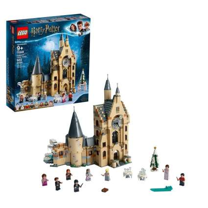 LEGO Harry Potter Hogwarts Clock Tower
