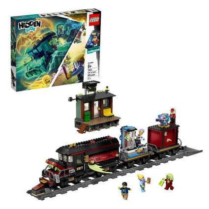 LEGO Hidden Side Ghost Train Express
