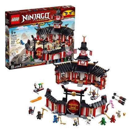 LEGO NINJAGO Legacy Monastery of Spinjitzu