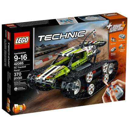 lego technic tracked rc car