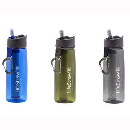 filtration water bottle
