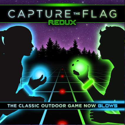 light up capture the flag