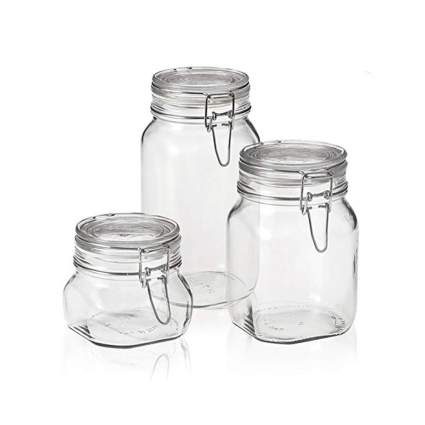 lock top canning jars