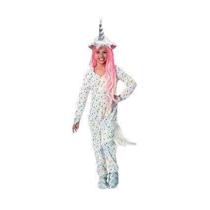 Colorful unicorn jumpsuit