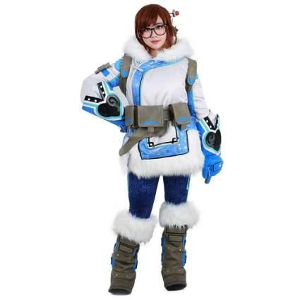 mei overwatch costume