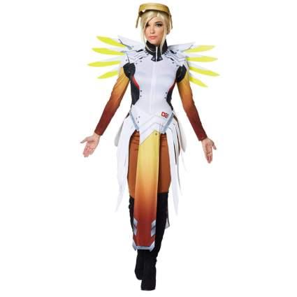 mercy overwatch costume