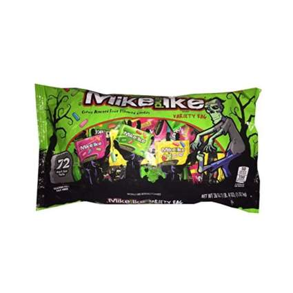 mike & ike best halloween candy