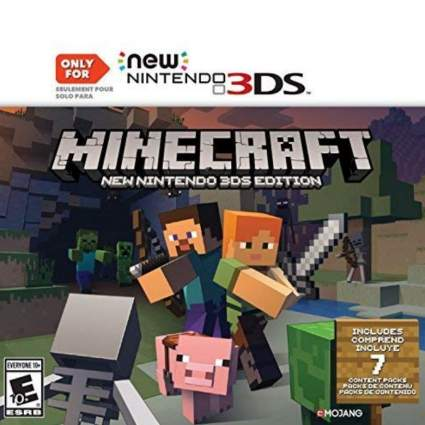 Minecraft: New Nintendo 3DS Edition - Nintendo 3DS