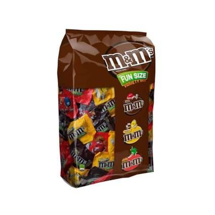 m&Ms best halloween candy