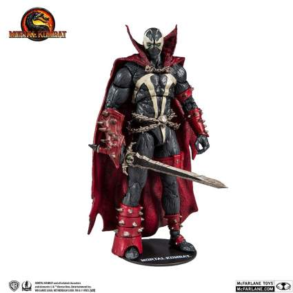 Mortal Kombat Spawn Action Figure