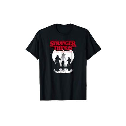 Netflix halloween shirt