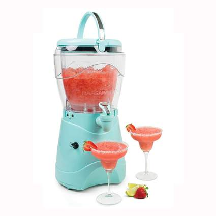 aqua margarita & slush machine