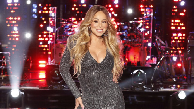 Mariah Carey The Voice