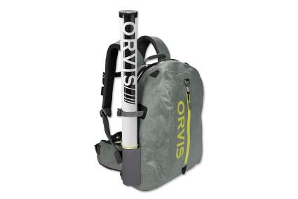 orvis waterproof fishing backpack