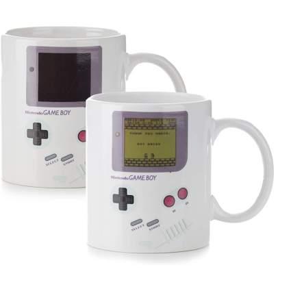 Paladone Gameboy Heat Changing Coffee Mug