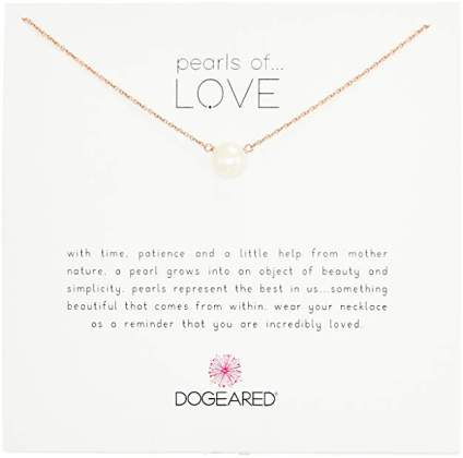 dogeared pearls of love