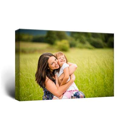 photo to canvas wall print
