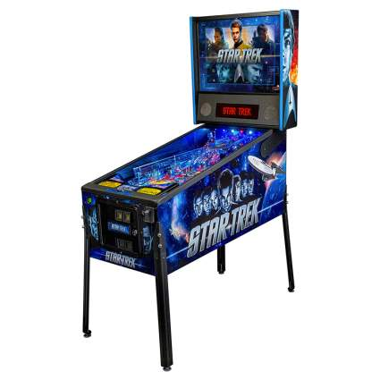 pinball machine arcade star trek