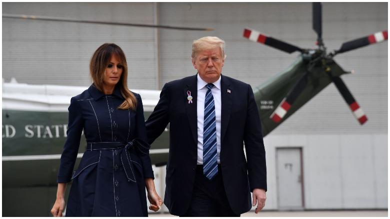 How did Donald and Melania Trump meet, Donald Melania Trump Meeting, How old was melania when she met donald trump?