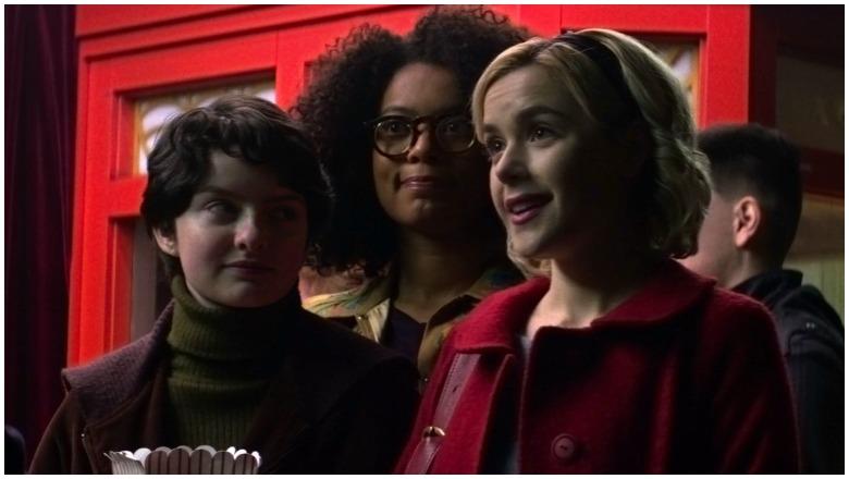 Sabrina Cast spoilers