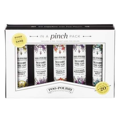 bathroom odor fightint gift set