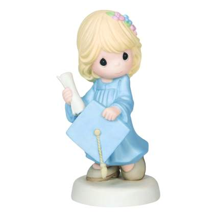 precious moments graduation figure
