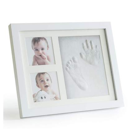 Clay Baby Footprint & Handprint Picture Frame Kit