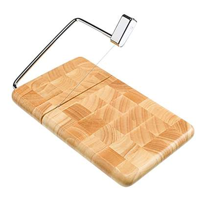 beechwood cheese cutter