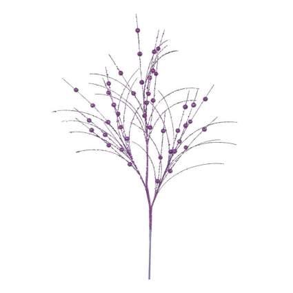 purple glitter berry spray