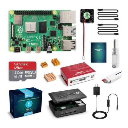 Raspberry Pi 4 Complete Starter Kit