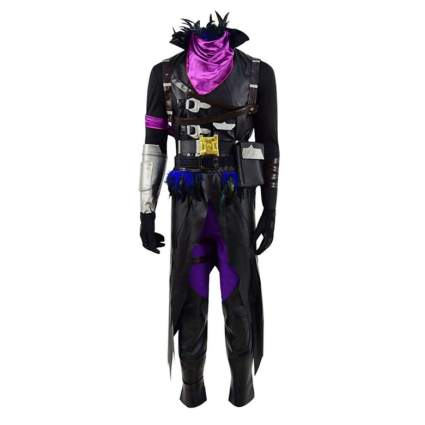 raven fortnite costume