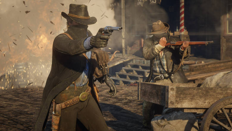 Red Dead Redemption 2 Online Mode